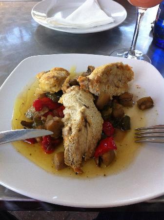 Restaurante El Aguador Puerta Oro