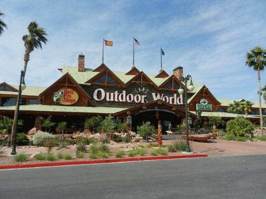 ‪Bass Pro Shops Outdoor World‬