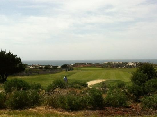 Pacific Grove Municipal Golf Course : 11th hole