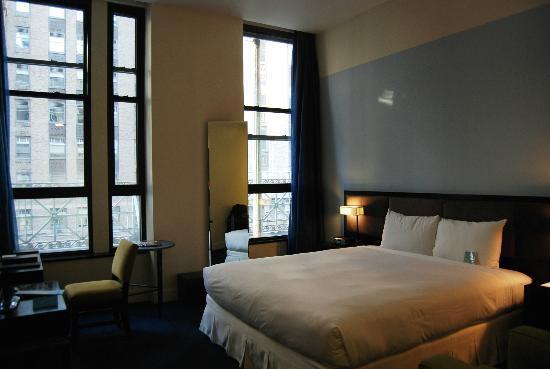 Eurostars Dylan Hotel: Habitación del hotel