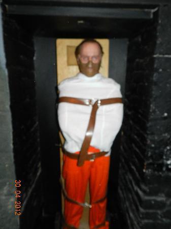 Museo de Cera de la Ciudad de Mexico : Hannibal Lecter