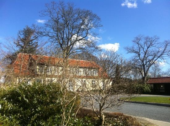 Gl. Skovridergaard: part of the hotel