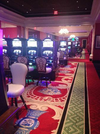 White Sulphur Springs, Virginia Occidental: Casino
