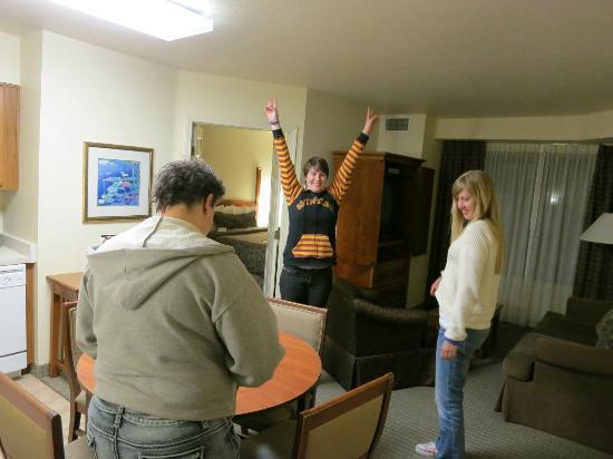 Hotel Staybridge Suites Anaheim