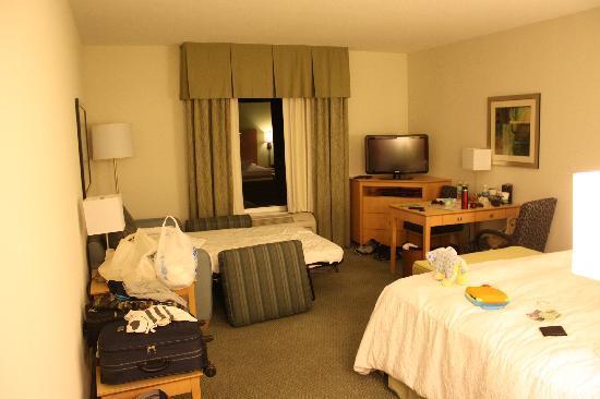 Hampton Inn & Suites Sarasota-Bradenton Airport: Habitacion