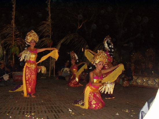 The Oberoi Bali: Binese Dance