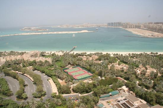 Arjaan by Rotana: the view