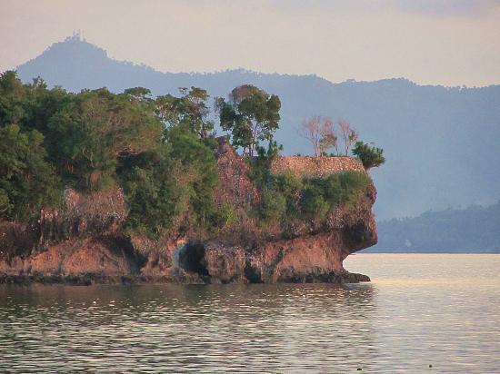Dakak Park & Beach Resort: View, Dakak