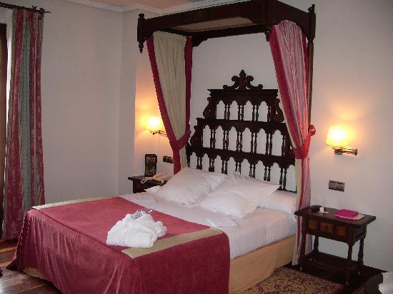 Parador de Calahorra : habitacion con vistas