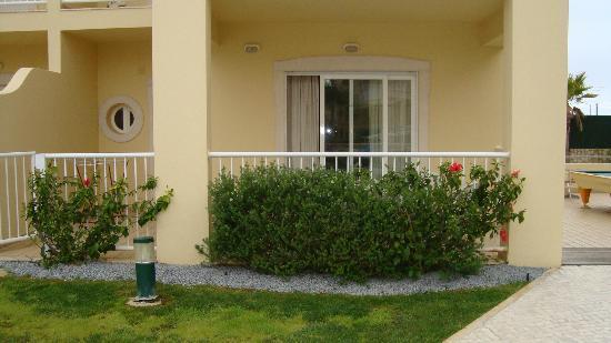 Jardins Vale de Parra: Apartamento R/C com vista e acesso à piscina