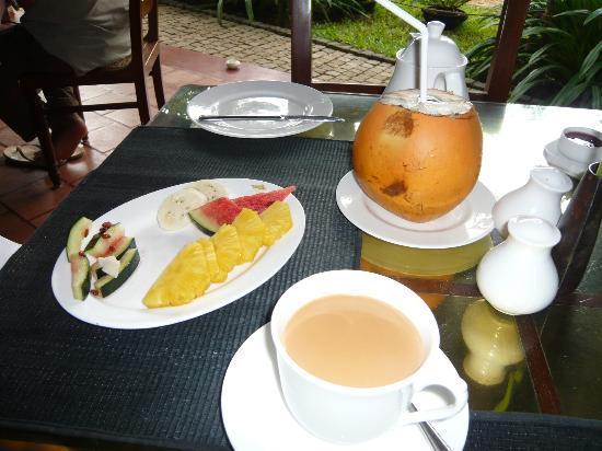 Old Harbour Hotel: Frühstück