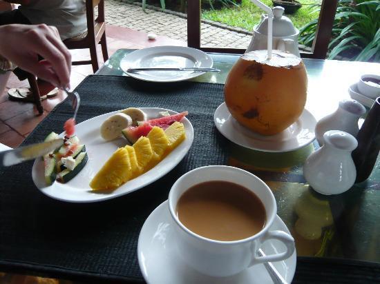 Old Harbour Hotel: Kerala Frühstück
