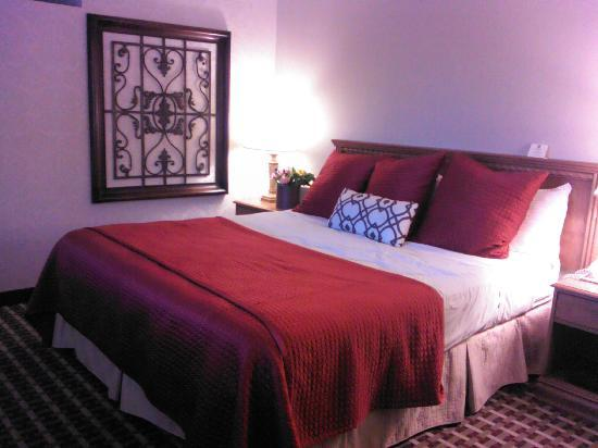 single queen room Picture of BEST WESTERN Garden Inn Santa Rosa