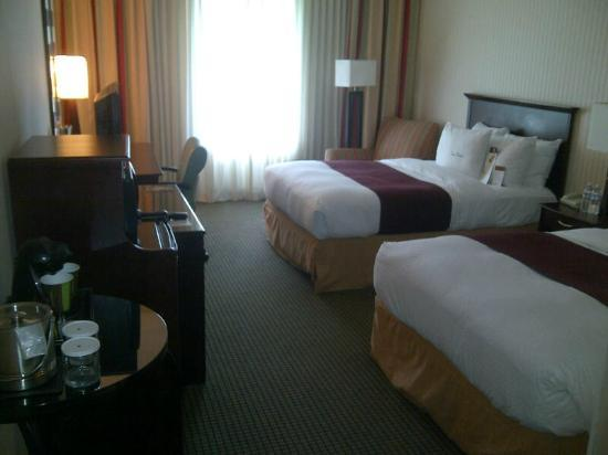 Doubletree by Hilton Hotel Annapolis: Typical room--two double beds