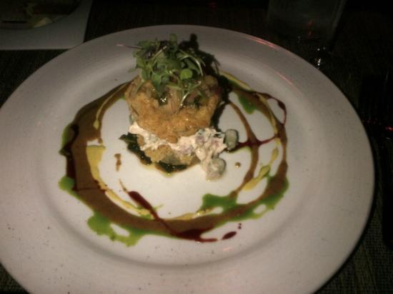 Second Empire Restaurant : Lump crab meat app....amazing.