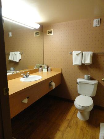 Arizona Charlie's Decatur : Bathroom