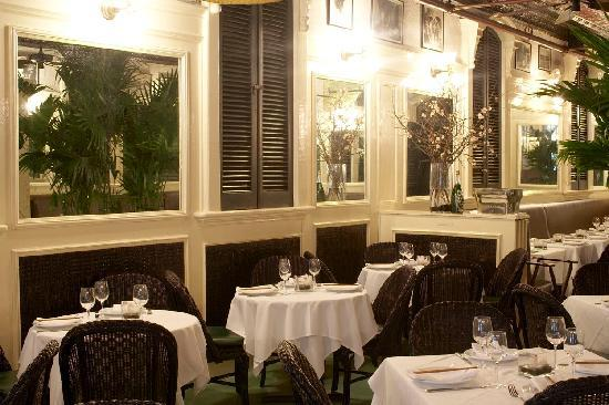 Le Colonial: Dining Room