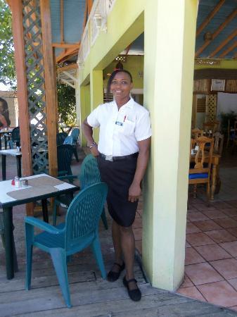 Merrils Beach Resort II: Waitress