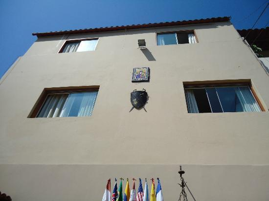 هوستل خوسيه لويس: Edificio
