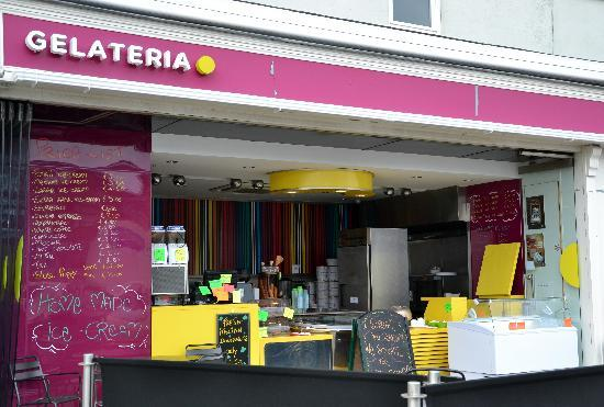 Gelateria Seafront
