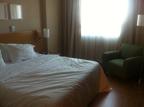 Brasil 21 Suites: O quarto