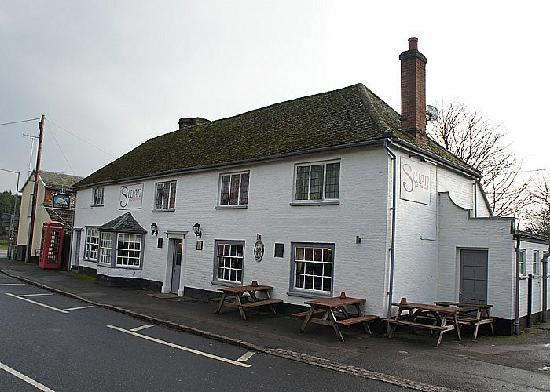 The Swan: The picturesque village of Bures