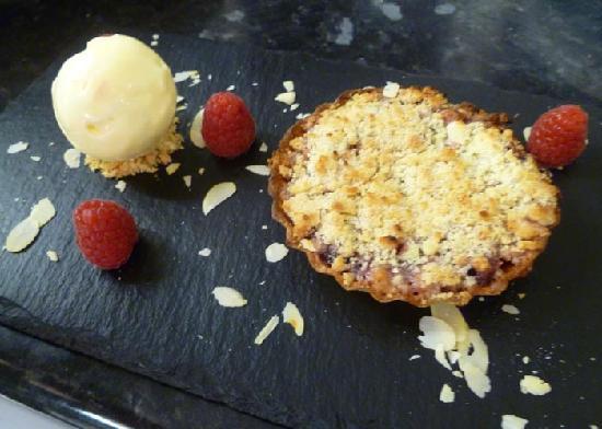 The Swan: Delicious desserts