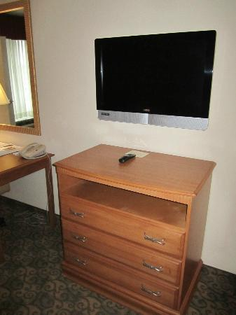 Comfort Inn & Suites Tifton: Double