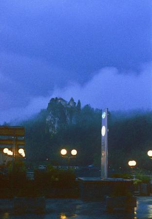 Vila Bled: Spooky mists