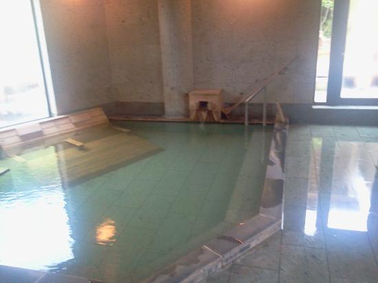 Narashinonosato Gyokusui: 大浴場の内風呂
