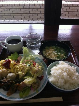 Shimabara Station Hotel: 朝食バッフェ素晴らしいです!