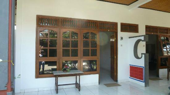 Gede Homestay: Our room