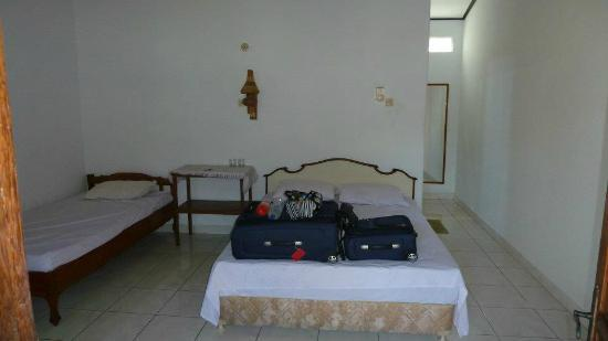 Gede Homestay: Our friend's room