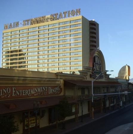 steet view of main street station casino las vegas picture of main rh tripadvisor com