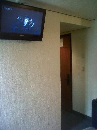 Hotel Manalba: Tv. de pantalla plana, con cable..