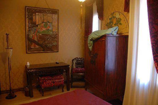 Ca' Pagan: Bedroom.
