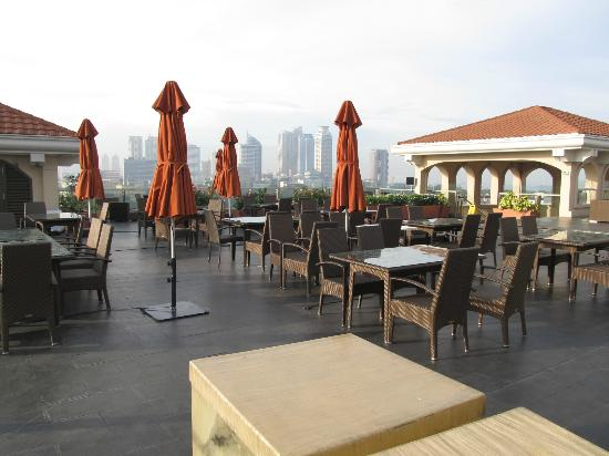The Bayleaf Intramuros: Roof top