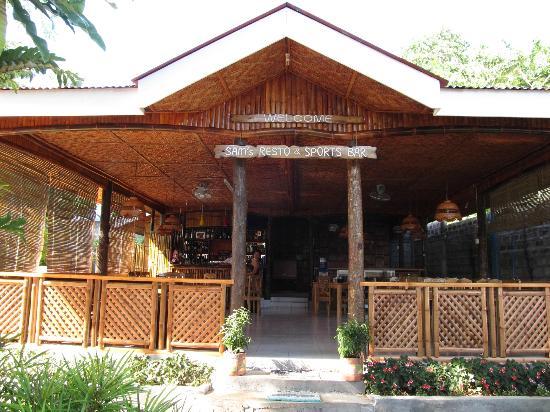 Villa Paraiso Resort & Apartelle: dining area