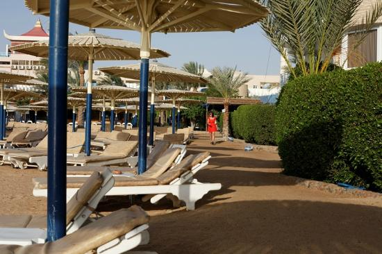 Hurghada SeaGull Beach Resort : Second Beach