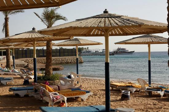 Hurghada SeaGull Beach Resort: Third beach