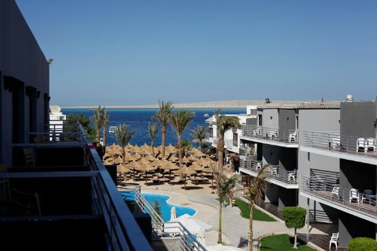 Hurghada SeaGull Beach Resort : Room view