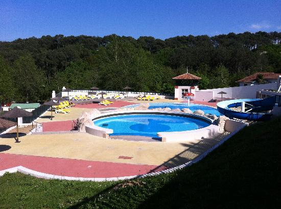 Yelloh! Village Ilbarritz : Parc Aquatique du camping