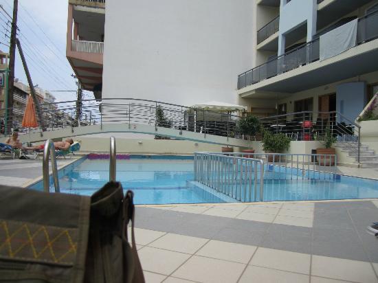 Kleoniki Mare: Hotel