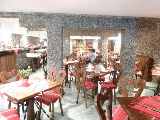 Hotel Club G : Restaurant