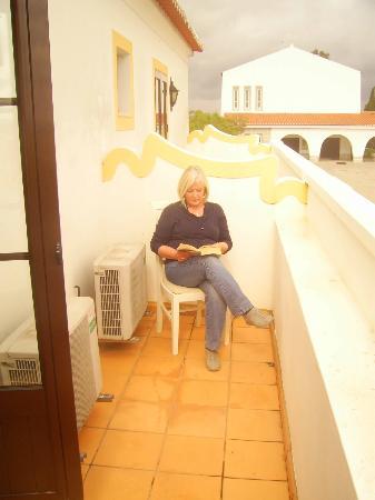 Betica Hotel Rural : The balcony