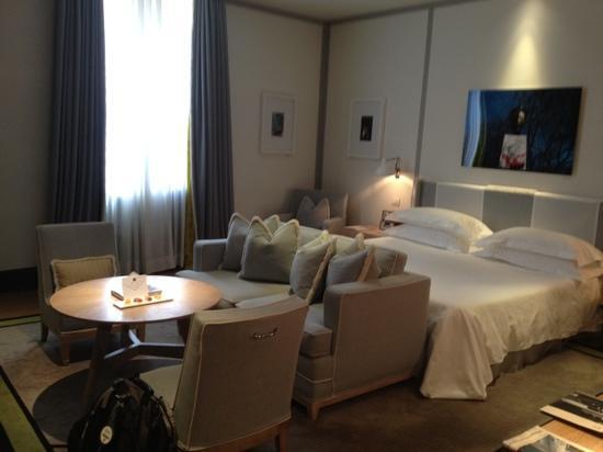 Portrait Roma : great room