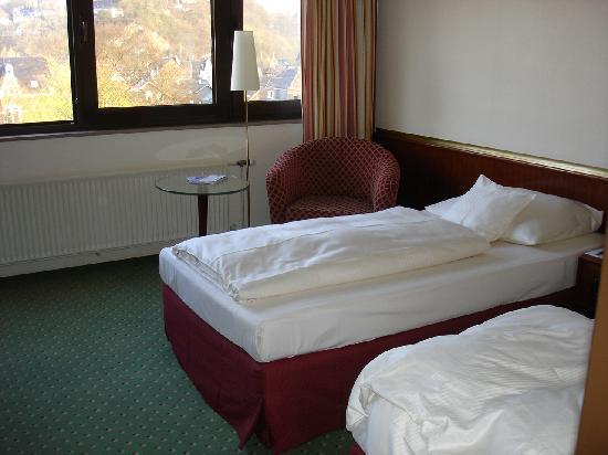 BEST WESTERN Park Hotel Siegen: Hotelzimmer