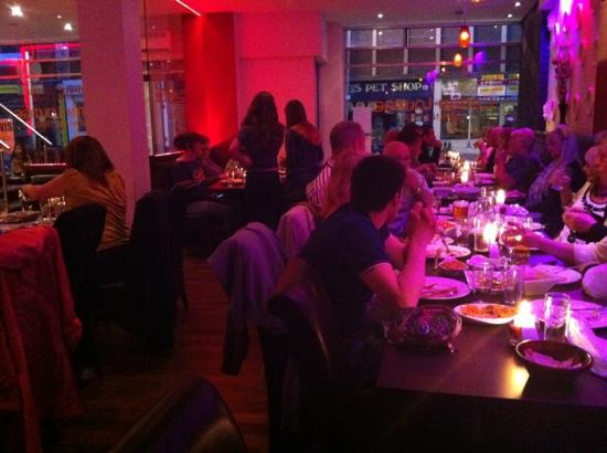 Saba Thai & Curry Lounge: thank you for visiting here.