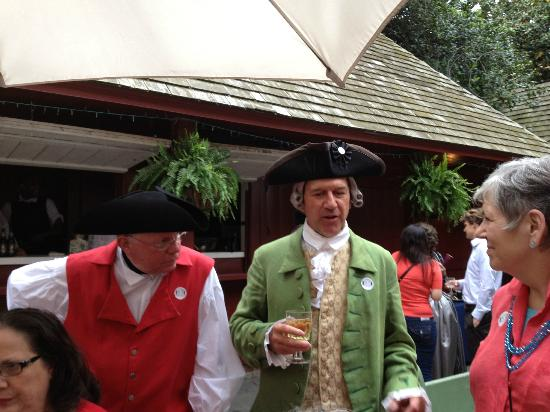 Gadsby's Tavern Museum Event