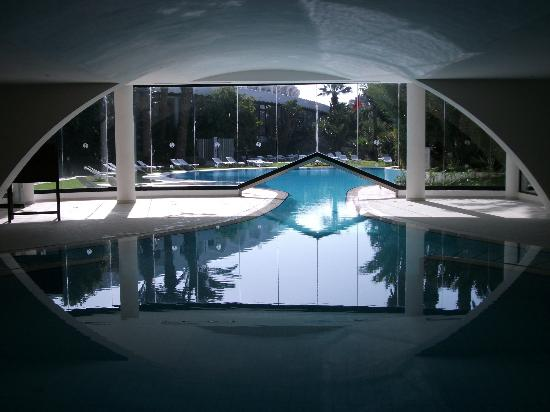 SENTIDO Phenicia: Indoor/outdoor pool